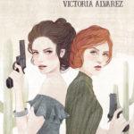 Ilustraciones de Silverville el western de Victoria Álvarez