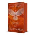 La sorprendente primera edición de Muse of Nightmares de Laini Taylor