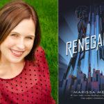 La saga Renegados de Marissa Meyer terminará en España en mayo