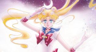 El manga Sailor Moon se adentra en el mundo de la novela