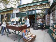 Shakespeare and Company la literatura inglesa en París