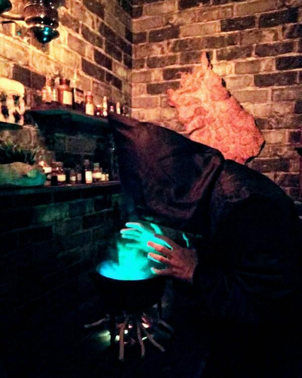 El Escape Room inspirado en Harry Potter y Las Reliquias de