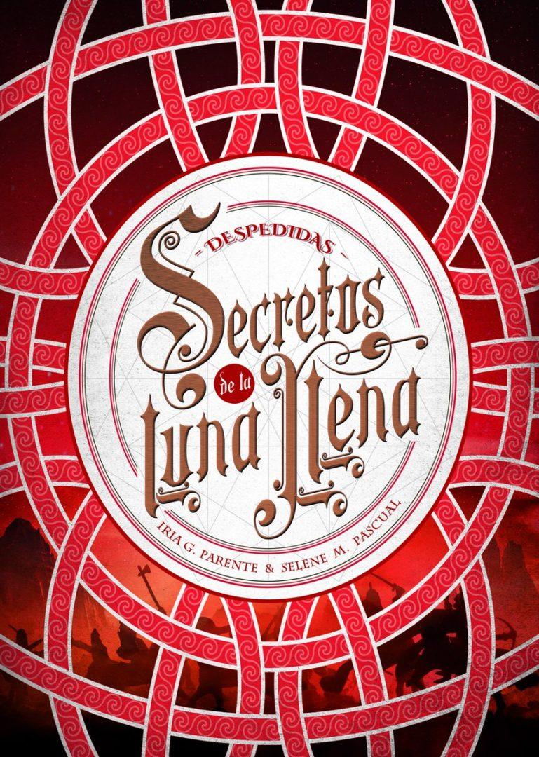 La portada de Despedidas, la última parte de la saga Secretos de la ...