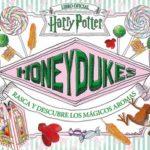 Harry Potter. Honeydukes te enseña a elaborar los dulces mágicos de la saga