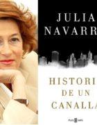 """""""Tú no matarás"""" es el título de la nueva novela de Julia Navarro"""