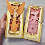 Recrean cartas Clow del manga CardCaptor Sakura