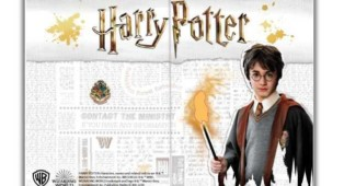 Correos se adentra en el mundo mágico emitiendo el sello de Harry Potter