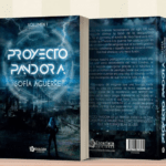 Se publica Proyecto Pandora, la nueva novela de Sofía Aguerre