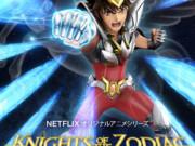 Netflix muestra el primer tráiler del remake de Saint Seiya