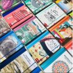 Alma editorial ha preparado unas agendas literarias para organizar el 2019