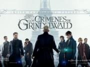El impresionante póster en China de Animales fantásticos: Los crímenes de Grindelwald