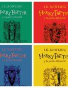 Harry Potter: Así serán las portadas de las casas de Hogwarts en España por el 20 aniversario