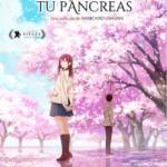Selecta Visión anuncia la lista de cines de la película Quiero comerme tu páncreas