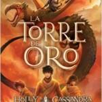 """""""La torre de oro"""", última parte de la saga """"Magisterium"""", llega en enero"""