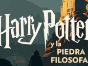 Los audiolibros de Harry Potter estarán disponibles este año
