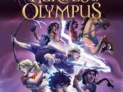 """""""Los Héroes del Olimpo"""" tendrán nuevas portadas en su versión original"""