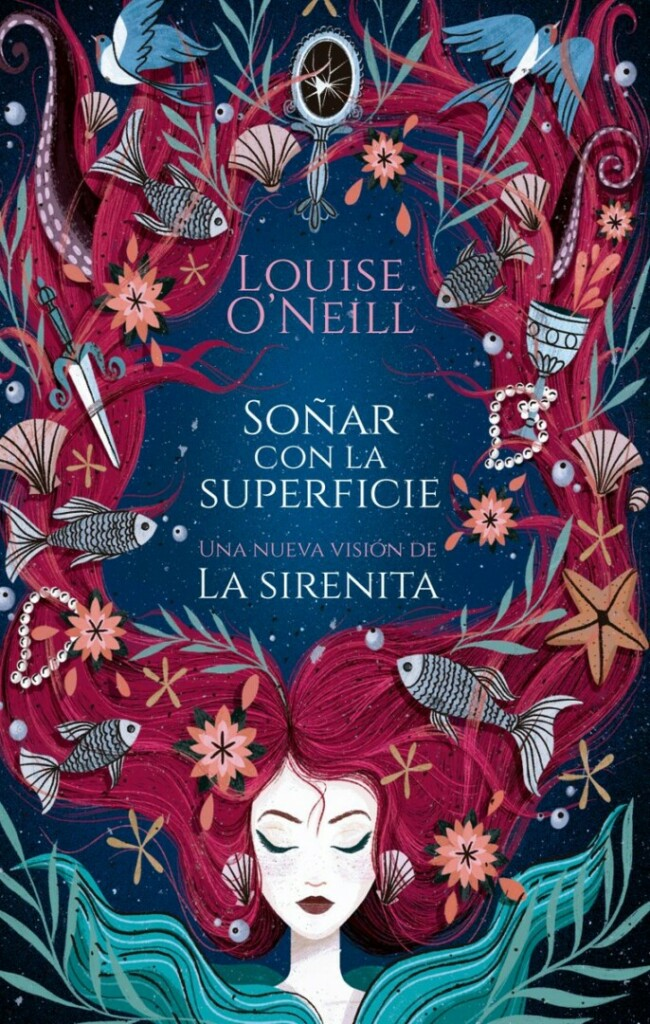 """El retelling de La Sirenita, """"Soñar con la superficie"""
