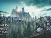 Hagrid protagoniza la nueva atracción en el The Wizarding World of Harry Potter