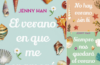 """La saga de Jenny Han que da comienzo con """"El verano en que me enamoré"""" se reedita en mayo"""