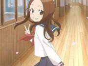 La segunda temporada de Karakai Jouzu no Takagi-san muestra el primer tráiler