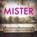 Mister es la nueva novela de la autora de Cincuenta Sombras de Grey