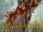 Cassandra Clare revela la portada de Chain of Iron
