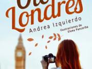 Otoño en Londres de Andrea Izquierdo tendrá un cuarto libro