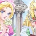 La autora de La rosa de Versalles, Riyoko Ikeda, dibuja a Penélope Cruz