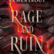 Rage and Ruin, la segunda parte de Storm and Fury de J.L.Armentrout ya tiene portada