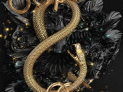 Puck muestra la portada en español de Serpent & Dove