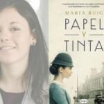 Maria Reig organiza la III Ruta Literaria de su novela Papel y Tinta por Madrid