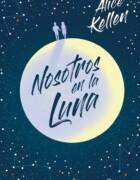 Alice Kellen muestra la portada de su próxima novela «Nosotros en la Luna»