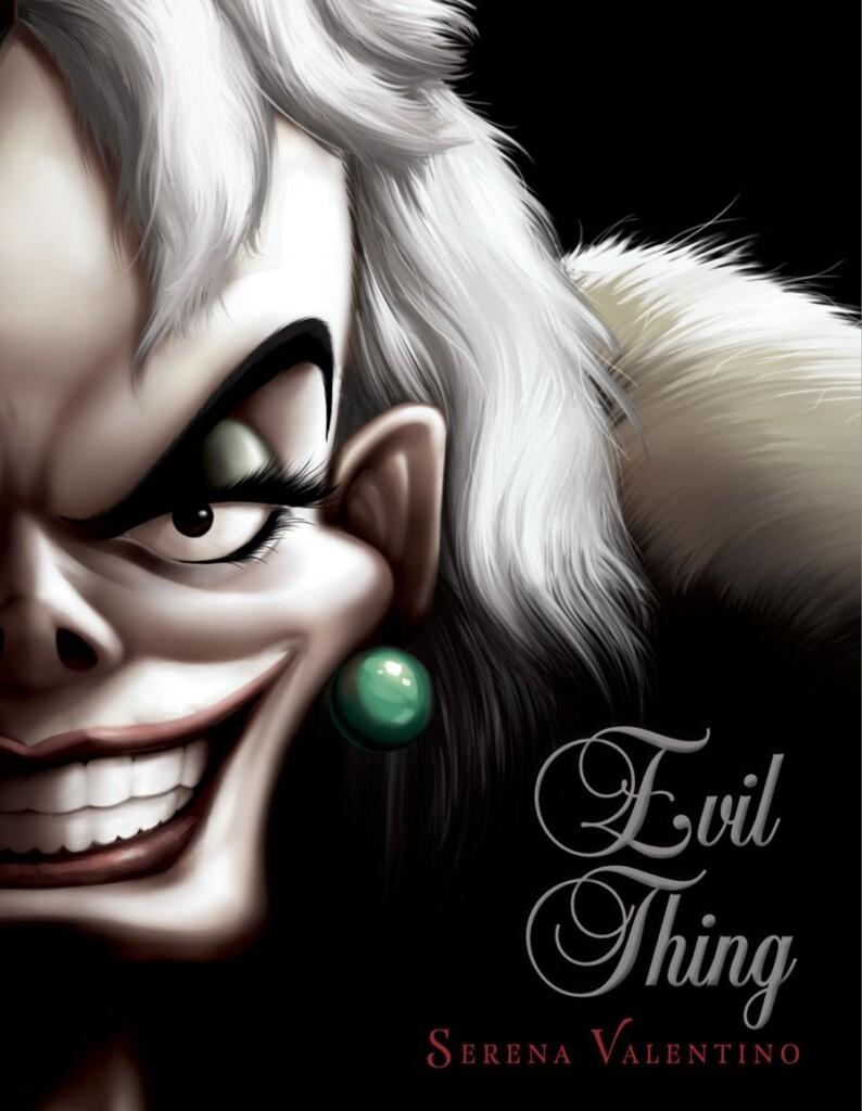 La portada de 'Evil Thing' revela a Cruella en la serie de ...