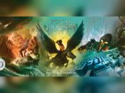 Rick Riordan, escritor de Percy Jackson, se ha reunido con Disney