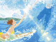 El amor está en el agua, tráiler de la película de Masaaki Yuasa
