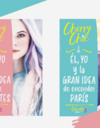 El próximo libro de Cherry Chic se publica con Montena