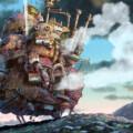 Netflix incorpora a su catálogo el anime de El Castillo Ambulante