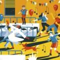 Para celebrar las 100 ediciones se publica una novela ilustrada de El Mundo Amarillo