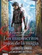 Los manuscritos rojos de la magia, la próxima saga de Cazadores de Sombras llega en junio a España