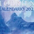 En septiembre sale a la venta el nuevo calendario Tolkien