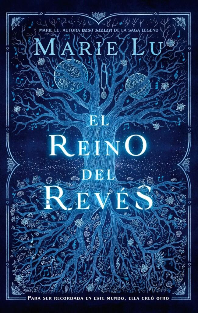 El reino del revés', de Marie Lu, llega a España este verano