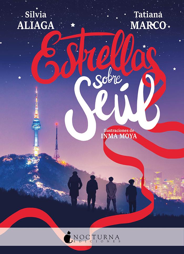 'Estrellas sobre Seúl', secuela de 'De Seúl al cielo', se publicará este octubre
