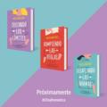 La reedición de la trilogía 'Cruzando los límites', de María Martínez, se publica en otoño