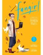 Rainbow Rowell nos muestra a Baz y a Simon de la adaptación al manga de 'Fangirl'