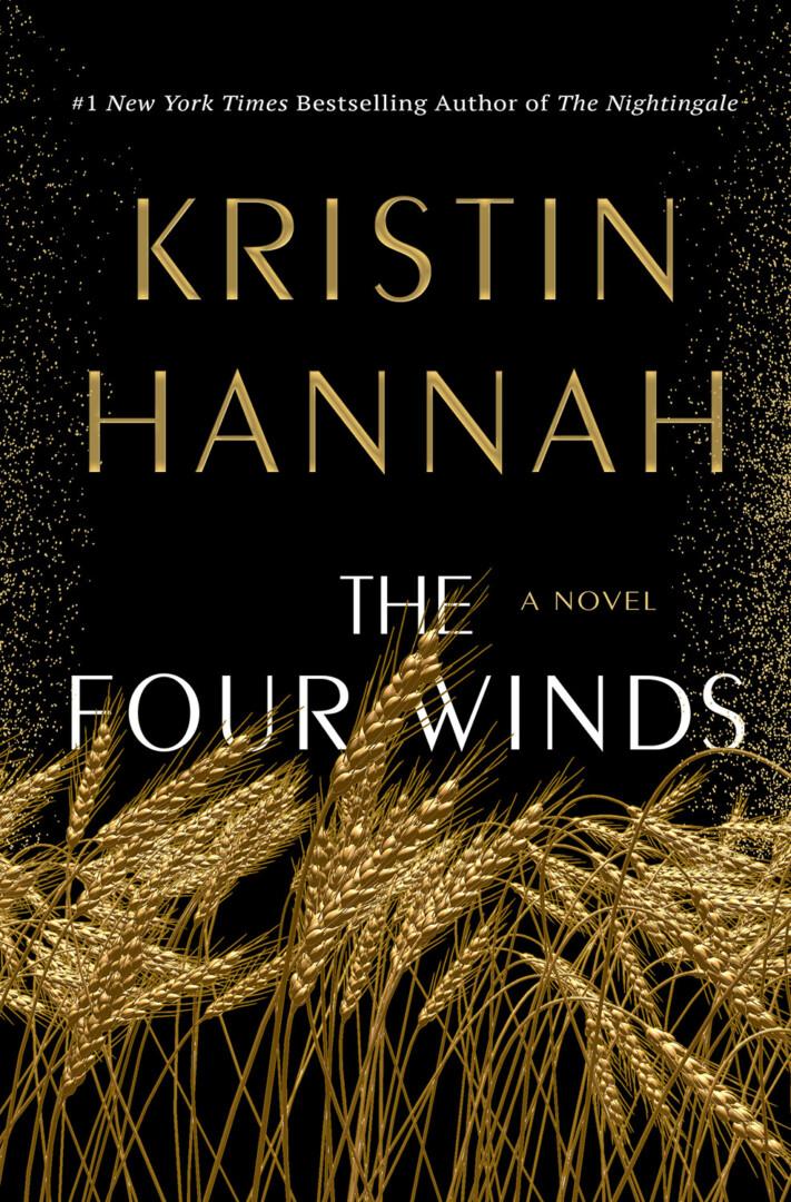Portada de 'The Four Winds', nueva novela de Kristin Hannah
