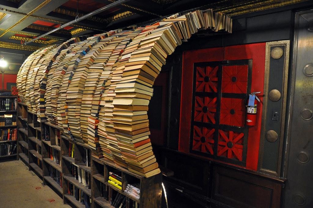 Librería The Last Bookstore