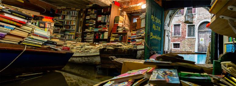 Librería Acqua Alta