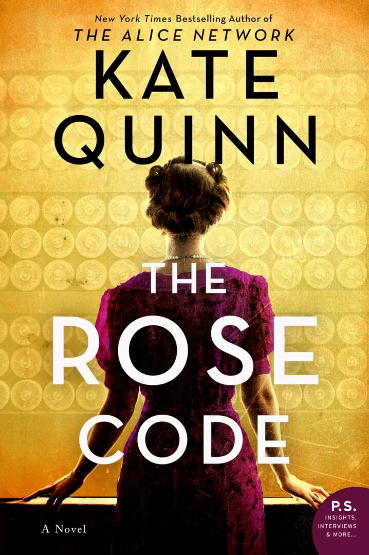 'The Rose Code', nueva novela de Kate Quinn
