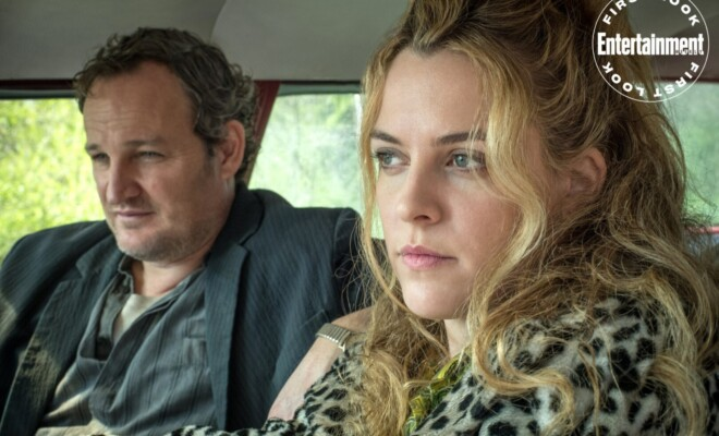 Jason Clarke y Riley Keough en 'The Devil All the Time'