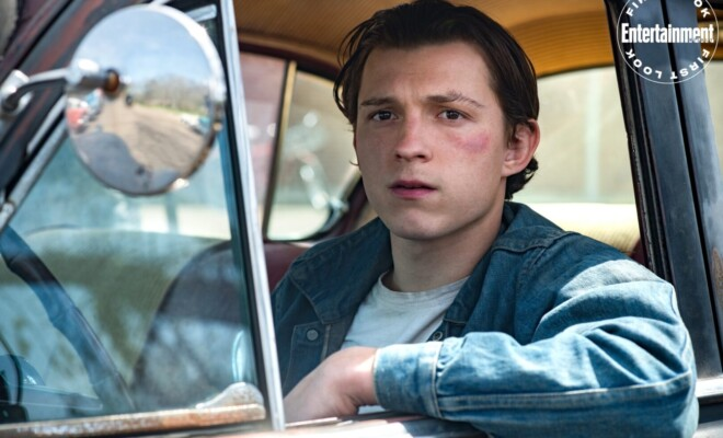 Tom Holland en 'The Devil All the Time'